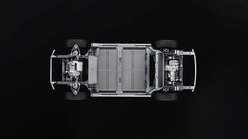 威廉姆斯设计了先进的电动汽车平台
