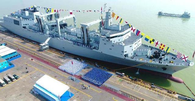 晚了!美军眼睁睁看中国海军补上最后一块短板