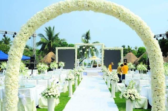 时下最流行的六种婚礼形式