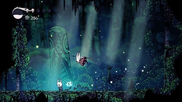 空洞骑士评测:与君一起探索地下城的奥秘图12