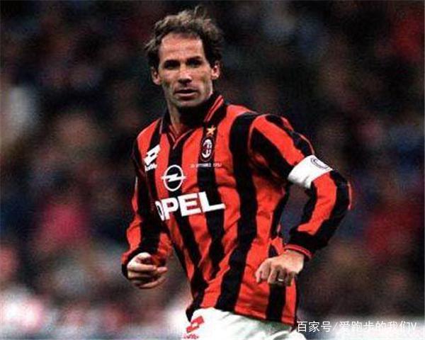 AC米兰历史最伟大十位球星,荷兰三剑客上榜,两