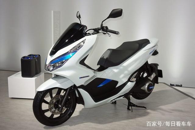摩托展本田展台上的摩托车,网友:最后一款做梦都想拥有!
