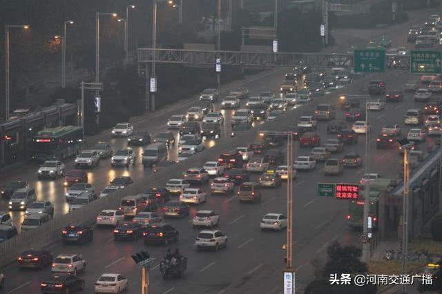 郑州有多少汽车?权威数据来了!车辆连起来能绕四环193圈