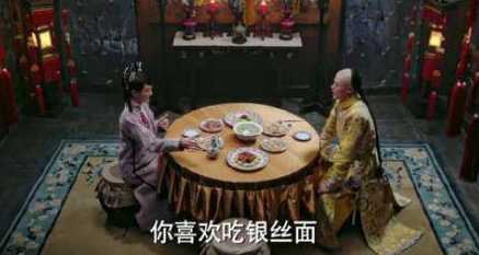 《如懿传》其实是一部美食连续剧不是清宫剧,
