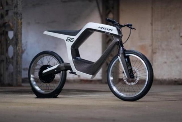 别说买得起电动自行车!26万,全车碳纤维,18.7马力,续航98公里