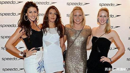 这五大外国美女游泳运动员太迷人!身材好到爆-轻博客