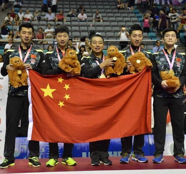 国乒,马龙,世乒赛