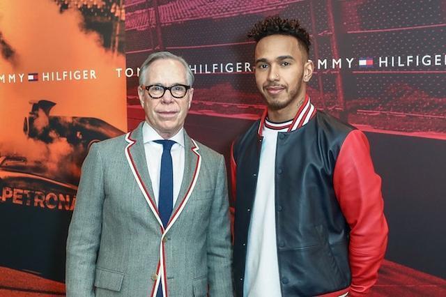 F1世界冠军刘易斯汉密尔顿出任Tommy Hilfiger品牌全球男装代言人