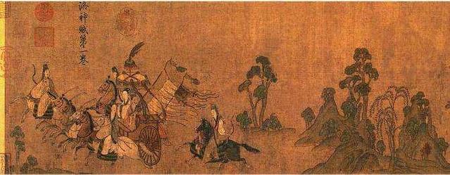 中国古代名画你了解多少?盘点中国古代十大传世名画!