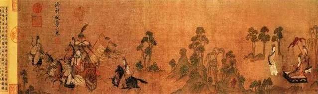 《中国十大传世名画》,你知道几个?
