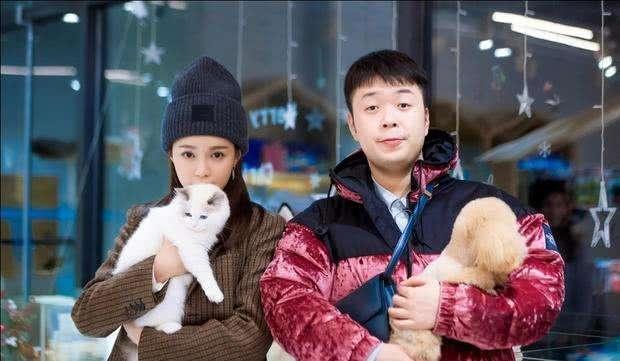杜海涛沈梦辰:爱情长跑中的两个人只需要一个眼神就知道对方感受