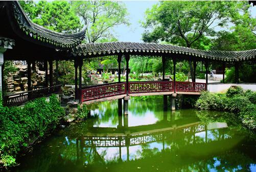 你知道吗?除了北京颐和园,中国的四大名园,美醉了!