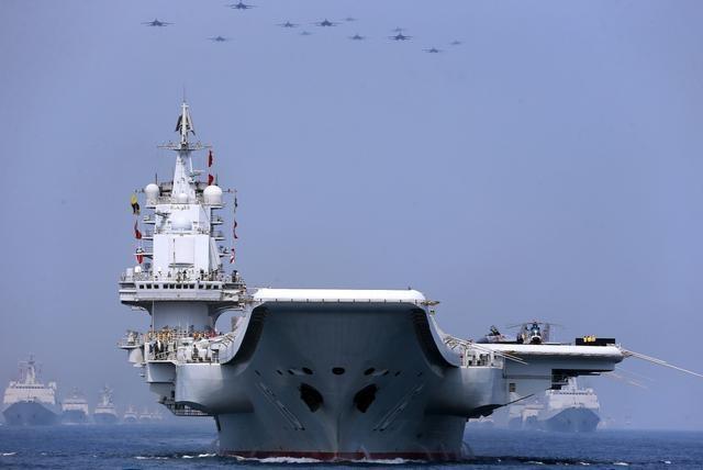 中国今年将于青岛举行国际阅舰式 日本自卫队也在考虑派船来