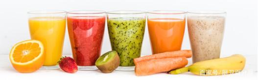 想喝果汁,到底用榨汁机还是搅拌机?原来我们都用错了