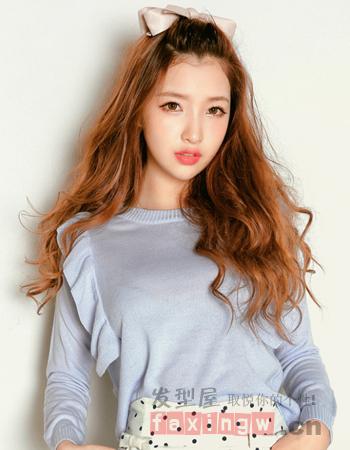 时尚发型精选 简单女生发型设计 凸显完美气质图片