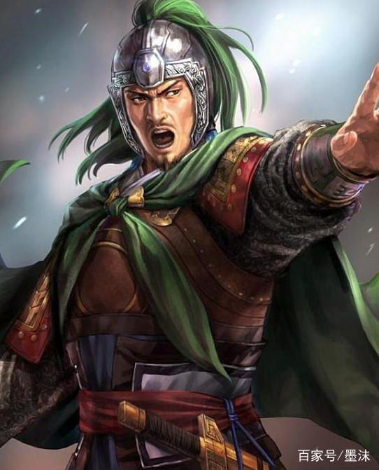 三国时期仅有的5位假节钺,蜀国仅关羽一人,张
