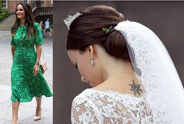 郑州纹身公司分享有纹身的王室成员,你了解多少呢?|洗纹身-郑州天龙纹身工作室