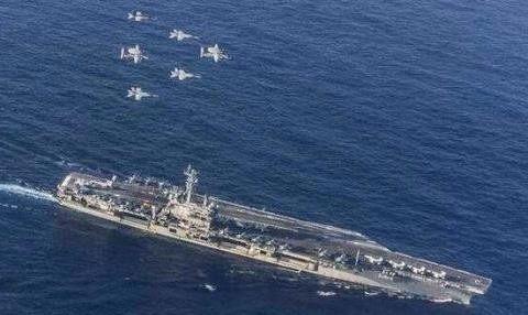 中国真把美国航母击沉,美国会有啥反应?