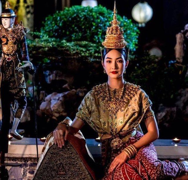 泰国巨星齐聚历史剧《阿瑜陀耶》这些制作精美