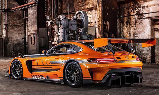買不起欣賞一下系列,奔馳2020款AMG-GT3發佈,賽道明星王者歸來
