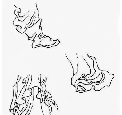 国画教程|教你十八种工笔线描技法