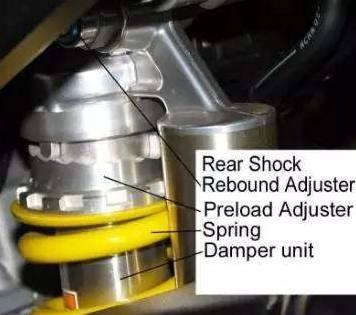 电动车减震器