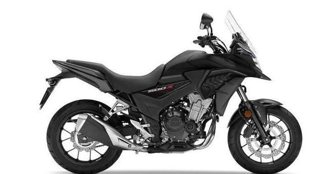 最便宜的大贸摩托车,2018新款本田CB500系列,多款配色!