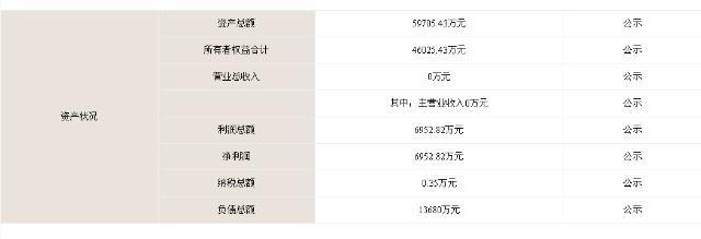 权健集团有限公司2017年(上图)、2016年报