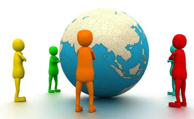 中国人用两只眼睛看世界就是太极阴阳模式的世界观