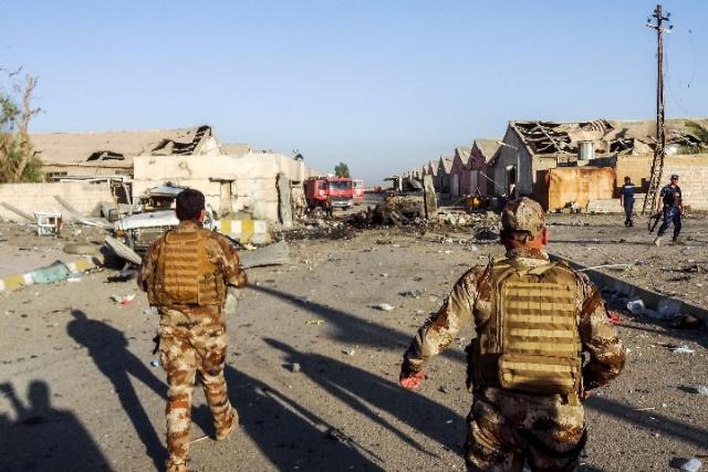 伊拉克11月暴力冲突和恐袭伤亡人数降至6年来最低