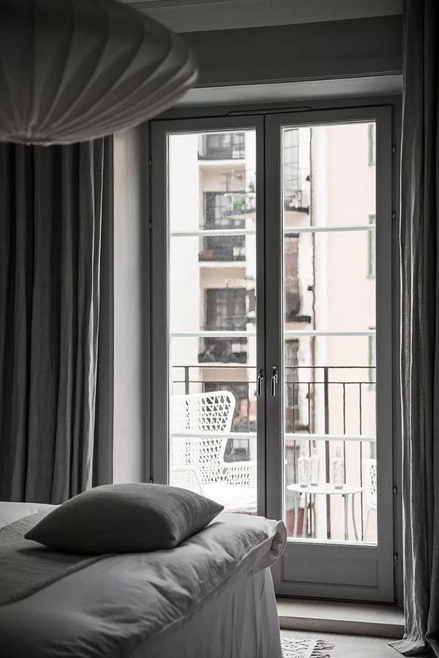 【现代】白+灰现代公寓, 塑造优雅设计感-第19张图片-赵波设计师_云南昆明室内设计师_黑色四叶草博客