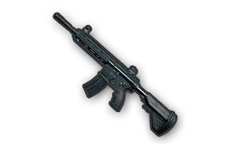 绝地求生:全自动步枪大排行,m4遗憾垫底,第1各种属性趋于完美