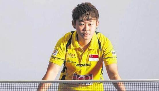 新加坡,乒乓球,中国,天才