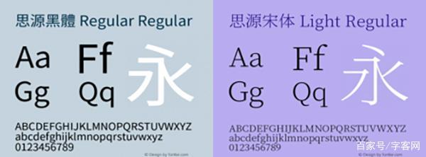 还在为字体商用侵权发愁?告诉你免费商用字体有哪些!