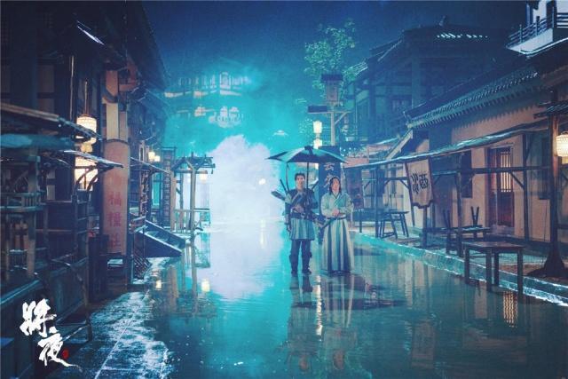 网络小说《将夜》的原著猫腻,《庆余年》又成即将成热门影视作品