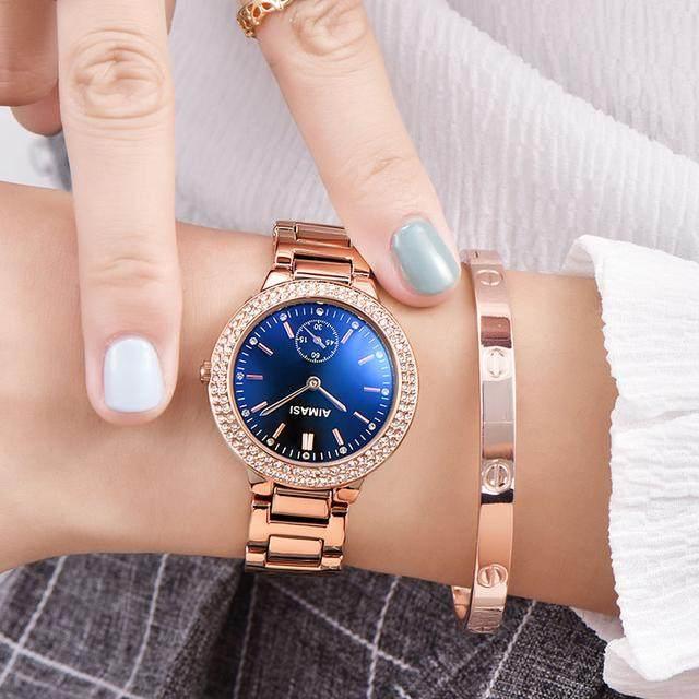 12星座女生手錶,戴在手上太好看瞭,顯得時尚有品味