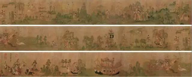 """中国历史上""""价值连城""""的名画,得到一幅一辈子都不用愁了!"""