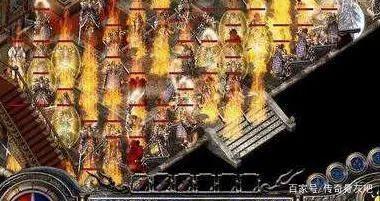熱血傳奇:皇宮二樓的法師進退兩難