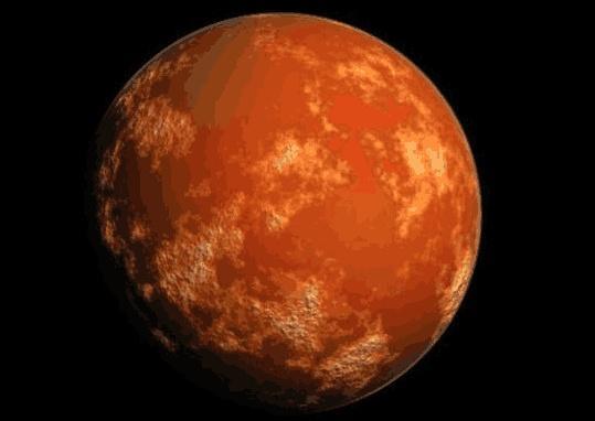 """一张来自火星的照片,科学家:火星上可能有""""生命之源"""""""