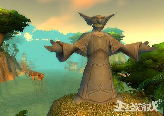 加兹鲁维 魔兽世界地精首领