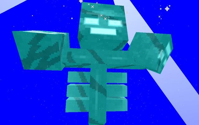 我的世界:泰坦MOD巨大化,怪物难缠,而它成为