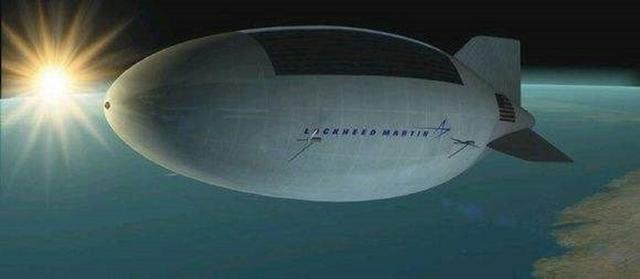 飞艇可以取代预警机吗?出乎意料:不可以,不过可以当漂浮雷达站