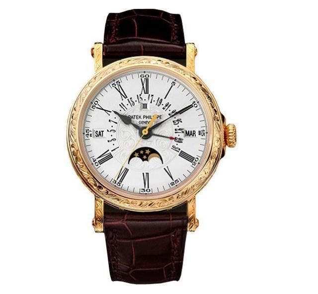 最想拥有的百达翡丽   5款最经典的百达翡丽腕表插图(3)