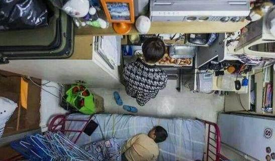 实拍普通香港人住的房子:我们有多幸福?