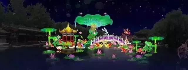 带你到山东济南花灯厂看看  山东的花灯到底好不好