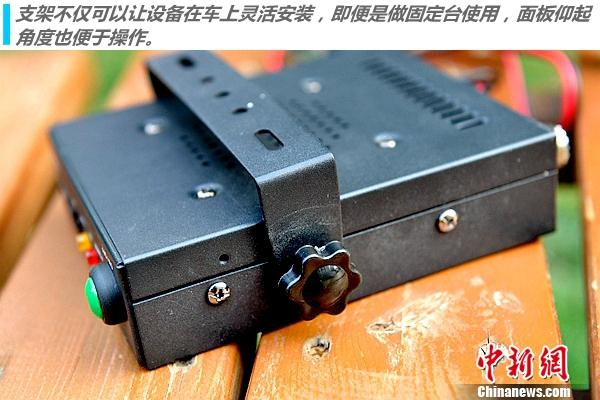 一台就够 对讲机功率放大器威诺VR-P25D试用报告