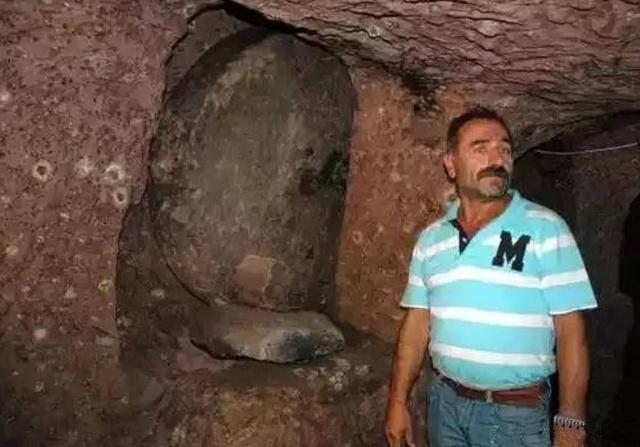 """老家盖房却发现地下存在4000多平方米""""迷宫"""""""