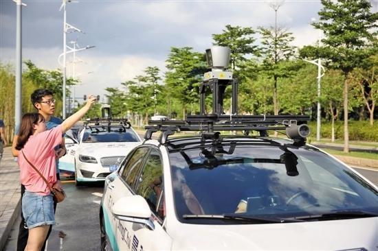 一年 10 多城出台路测政策,无人驾驶汽车时代或提前到来-黑科技