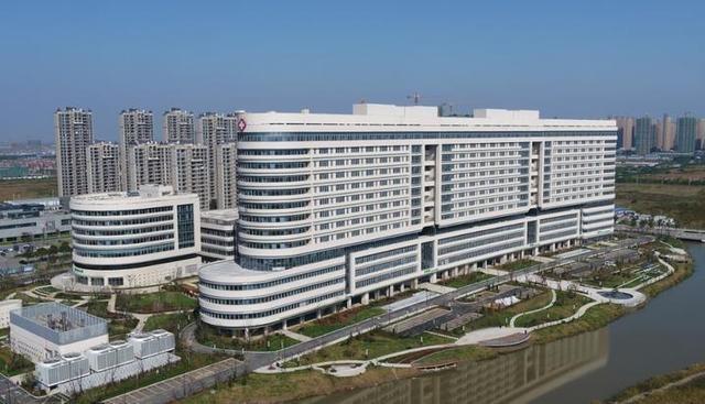 沪甬合作办医 总投资14.5亿元的宁波杭州湾医院投入试运营