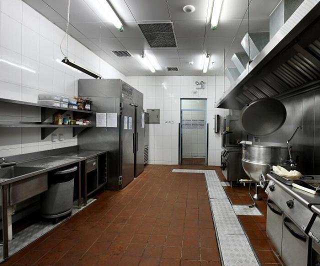 酒店商用厨房工程设计的注意事项(图2)